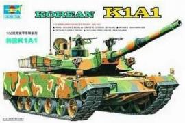 Trumpeter 331 Korean K1A1