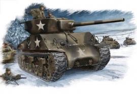 Hobby Boss 84805 US M4A3 (76)W Tank
