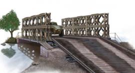 Bronco CB35055 Bailey Type Double-Double M1 Panel Bridge