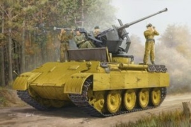 Hobby Boss 82492 Panther Ausf.D Flak Bergepanther