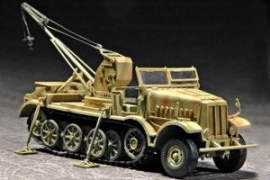 Trumpeter 7251 Sd.Kfz.9/1 18t early/late version