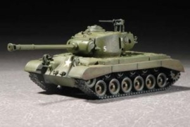 Trumpeter 7286 US M26A1