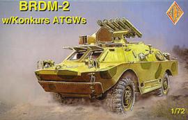 ACE 72103 BRDM-2 w/Konkurs ATGWs