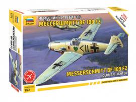 Zvezda 7302 Messerschmitt Bf-109 F2