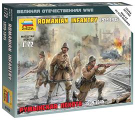 Zvezda 6163 Romanian Infantry 1939-1945
