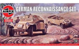 Airfix A02312V German Reconnaissance Set