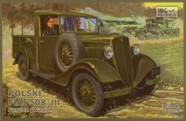 IBG 72009 POLSKI FIAT 508/III
