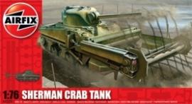 Airfix A02320 Sherman Crab Tank