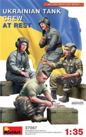 Mini Art 37067 Ukrainian Tank Crew