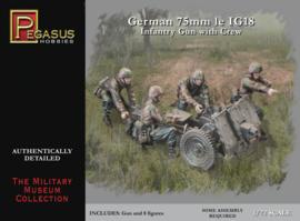 Pegasus 7510 German 75mm le IG18