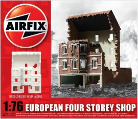 Airfix A75007 European Four Storey Shop