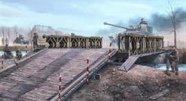 Bronco CB35012 WWII Allied Bailey Bridge Type M2