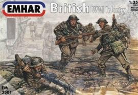 EMHAR 3501 British WWI Infantry