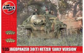 Airfix A1355 Jagdpanzer 38(T) Hetzer 'Early Version'