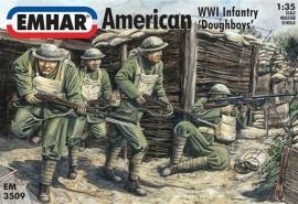EMHAR 3509 American WWI Infantry