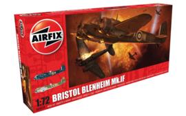 Airfix A04059 Bristol Blenheim Mk.IF