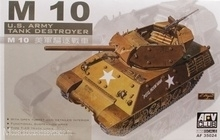 AFV Club 35024 M10 Tank Destroyer