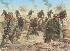 Italeri 6099 D.A.K. Infantry