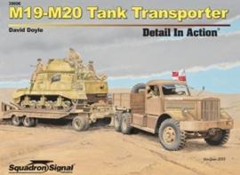 Squadron  Signal 39006 M19-M20 Tank Transporter