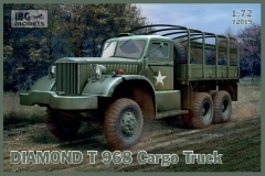 IBG 72019 Diamond T 968 Cargo Truck