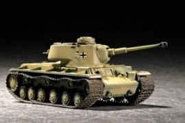 Trumpeter 7265 German Pz.Kpfw KV-1 756(R) tank