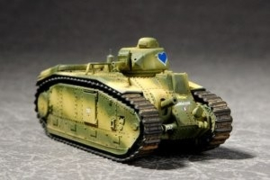 Trumpeter 7263 French Char B1 bis