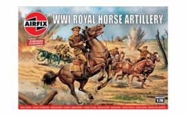 Airfix A00731V WWI Royal Horse Artillery