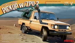 Meng VS-005 Pickup with ZPU-2