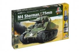 Italeri 15651 M4 Sherman 75mm