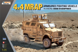 Kinetic K61011 4x4 MRAP
