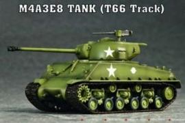 Trumpeter 7225 M4A3E8 Tank