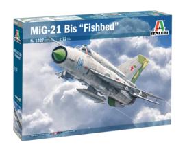 """Italeri 1427 MiG-21 Bis """"Fishbed"""""""