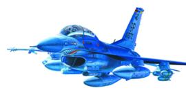 Mister Craft D-82 F-16D-30 52FW 'Spangdahlem'