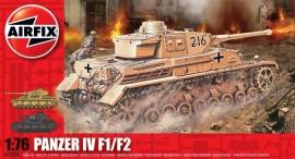 Airfix A02308 Panzer IV F1/F2
