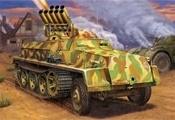Bronco CB35070 15cm Panzerwerfer 42 (Zehnling) auf sWS