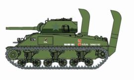 Dragon  7367 M4 75mm w/ Deep Wading Kit