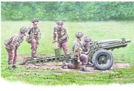Bronco CB35173 75mm Pack Howitzer M1A1 & Gun Crew