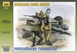 Zvezda 3615 Russian tank crew