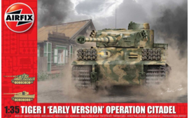 Airfix A1354 Tiger I 'Early Version' Operation Citadel
