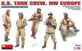 Mini Art 35070 U.S. Tank Crew