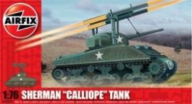 """Airfix A02334 Sherman """"Calliope"""" Tank"""