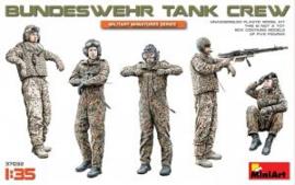 Mini Art 37032 Bundeswehr Tank Crew