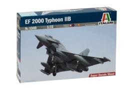 Italeri 1340 EF 2000 Typhoon IIB