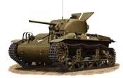 """Bronco CB35162 US M22 """"Locust"""" Airborne Tank (T9E1)"""