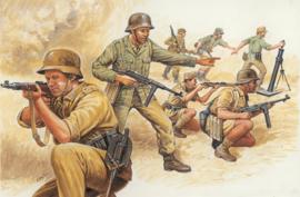 Italeri 6076 German Afrikakorps