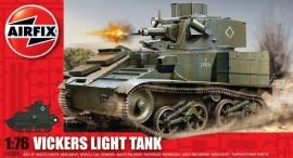 Airfix A02330 Vickers Light Tank