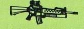 Trumpeter 00507 M16A2/M203 & M733