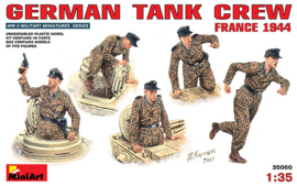 Mini Art 35060 German Tank Crew