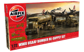 Airfix A06304 WWII USAAF Bomber Re-Supply Set