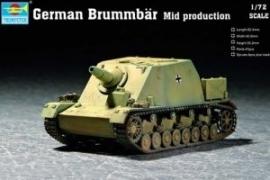Trumpeter 7211 German Brummbar